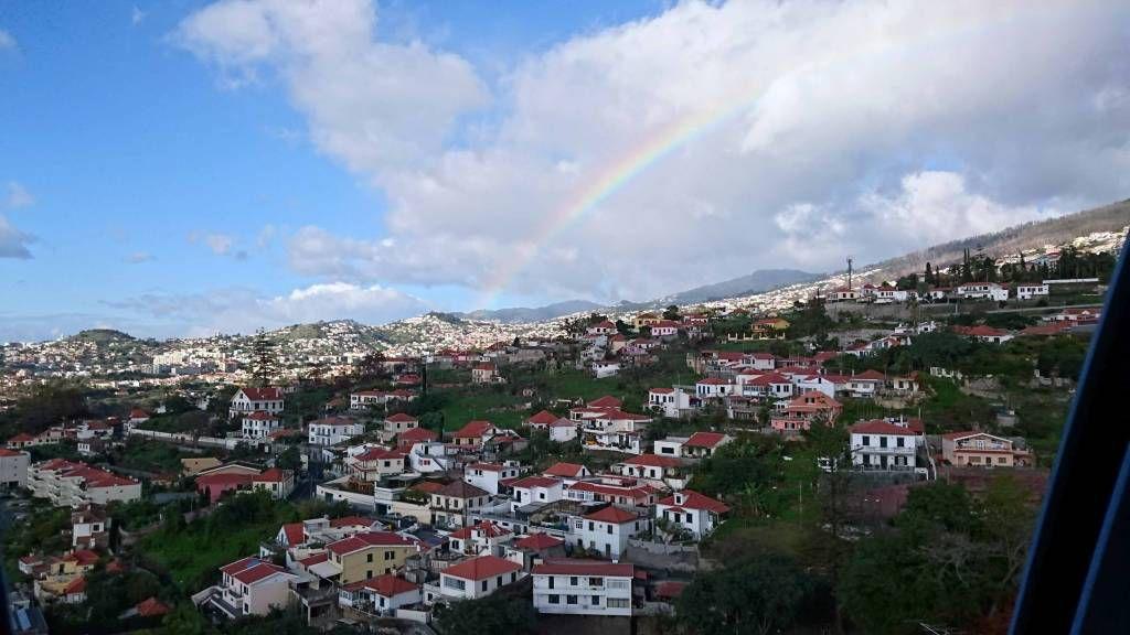 Madeira, Funchal, Aussicht
