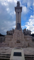 Cadiz, Verfassungsdenkmal