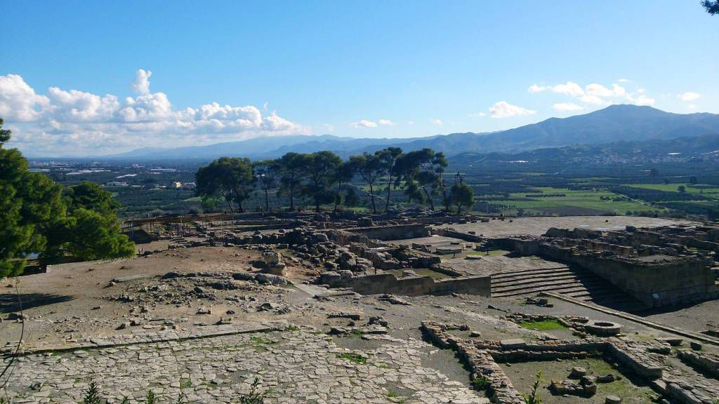 Kreta, Palast des Knossos