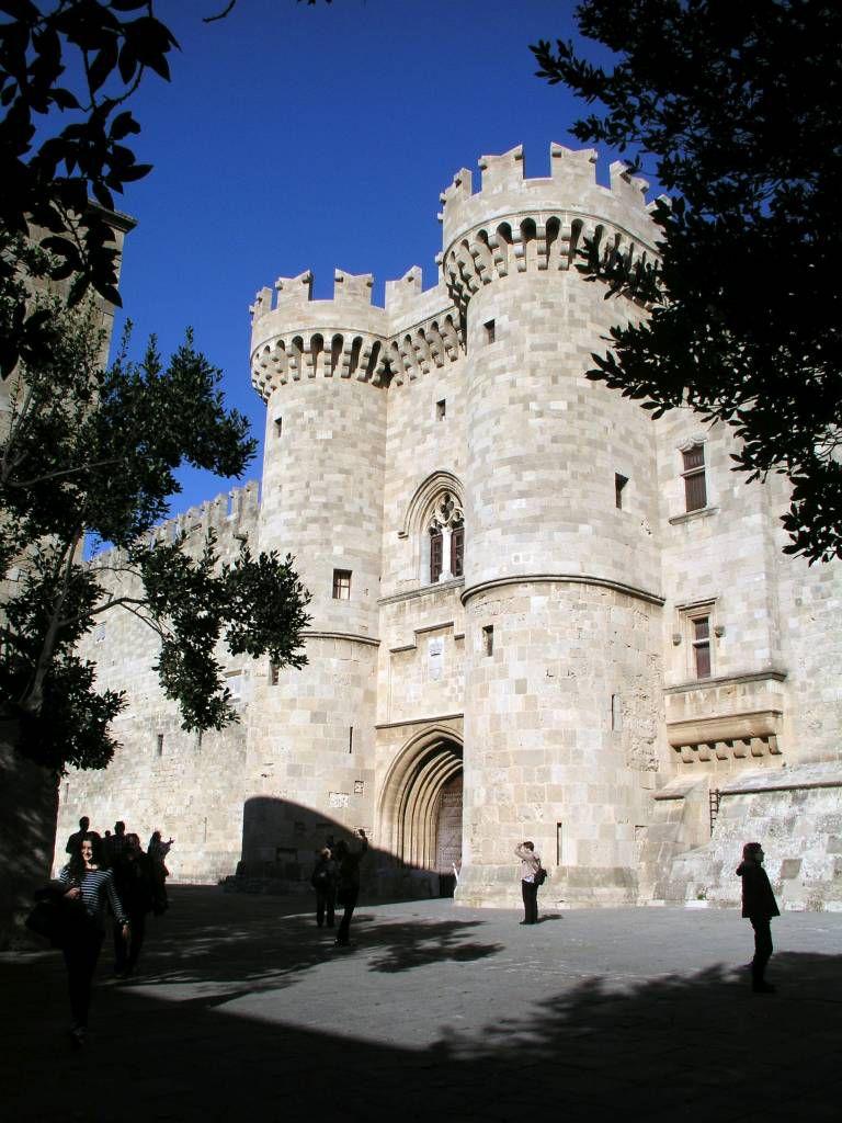 Rhodos Stadt, Großmeisterpalast