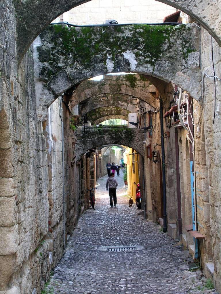 Rhodos Stadt, Altstadt