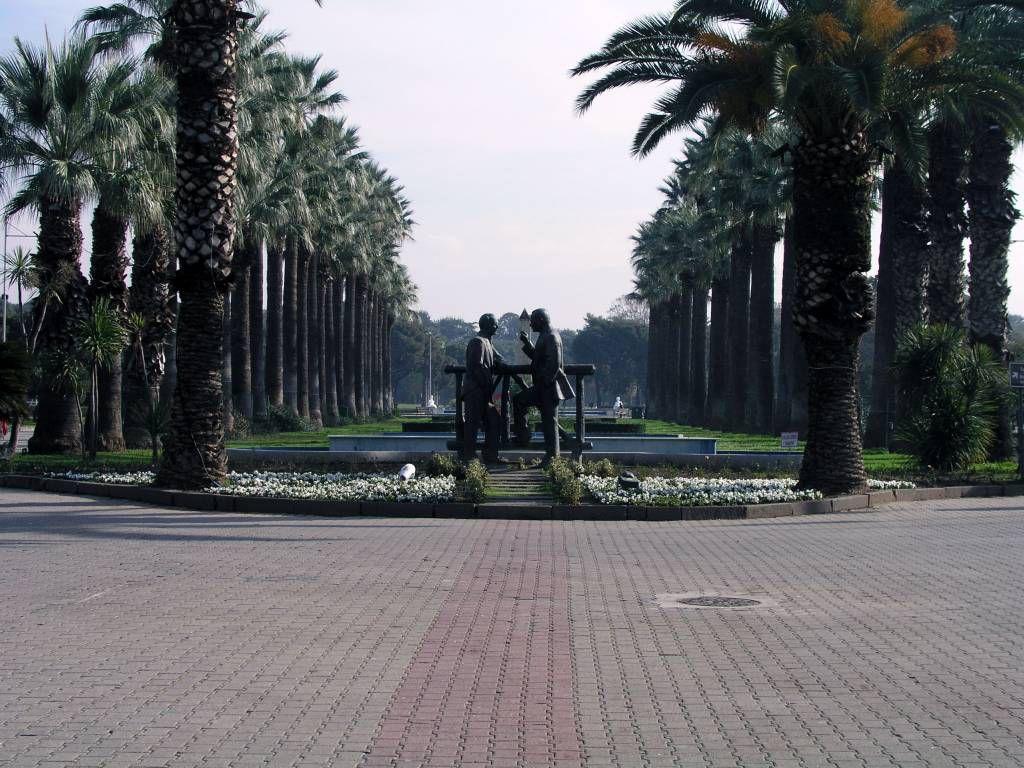 Izmir, Kulturpark