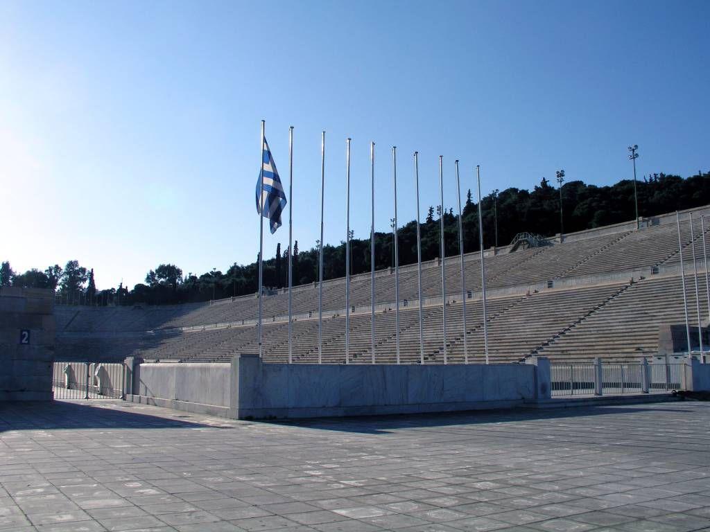 Athen, altes Olympiastadion