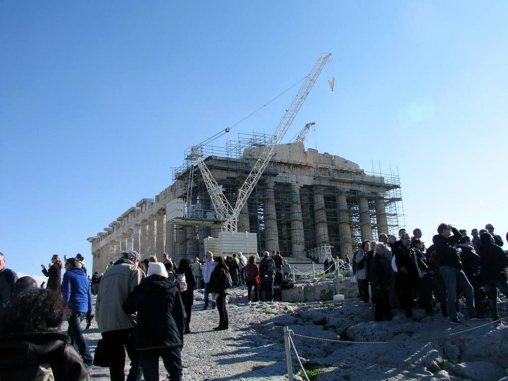 Athen, Akropolis