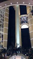 MSC Fantasia, Aufzüge