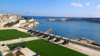 Malta, Valletta, Begrüßungskanonen