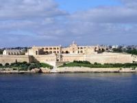 Malta, Valletta, Fort Manoel