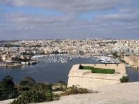 Malta, Valletta, Jachthafen