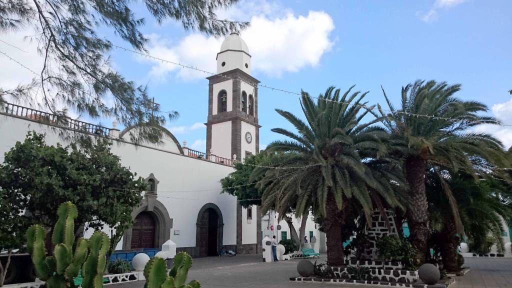 Lanzarote, Arrecife, Kirche