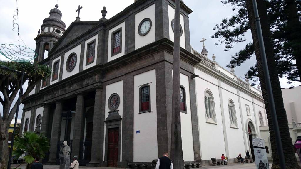 Teneriffa, San Cristóbal de La Laguna, Kirche