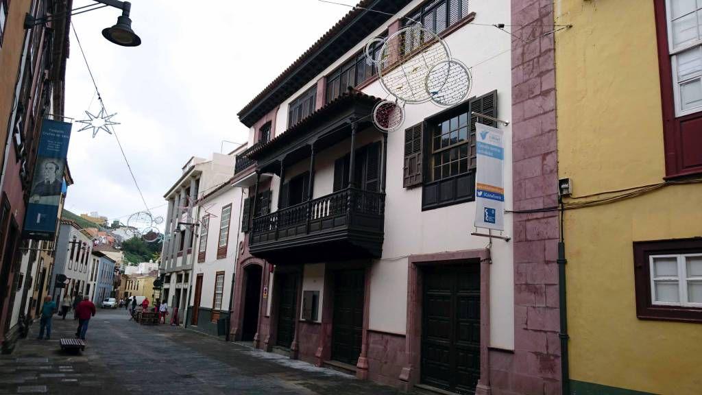 Teneriffa, San Cristóbal de La Laguna
