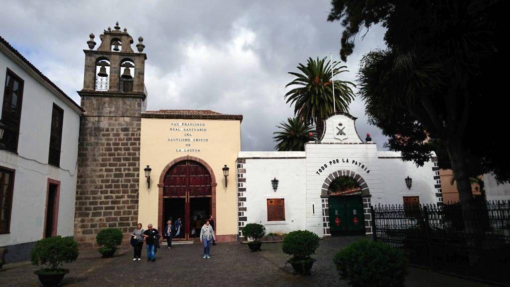 Teneriffa, San Cristóbal de La Laguna, Kloster