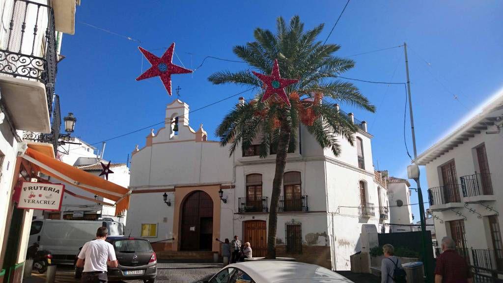 Málaga, Álora, Kirche