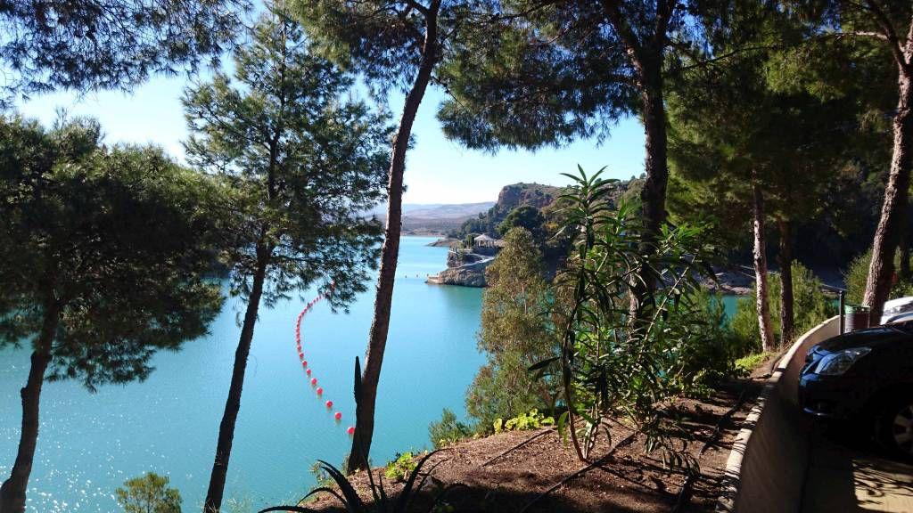 Málaga, El Chorro, Landschaft