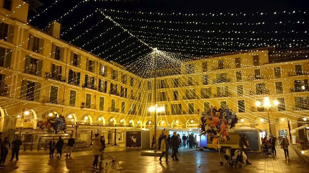 Palma de Mallorca, Plaza Mayor