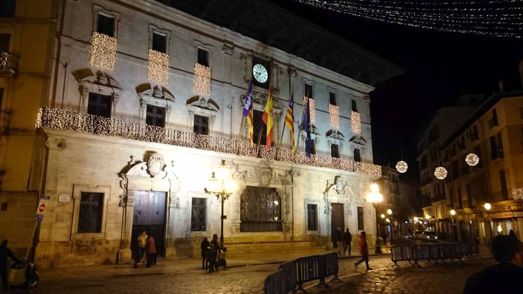 Palma de Mallorca, Kommunalverwaltung