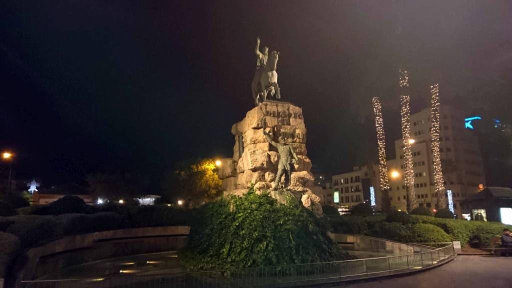 Palma de Mallorca, Plaza de España