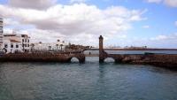 Lanzarote, Arrecife, Hafen