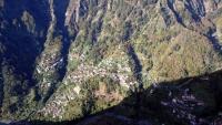 Madeira, Curral das Freiras, Aussicht