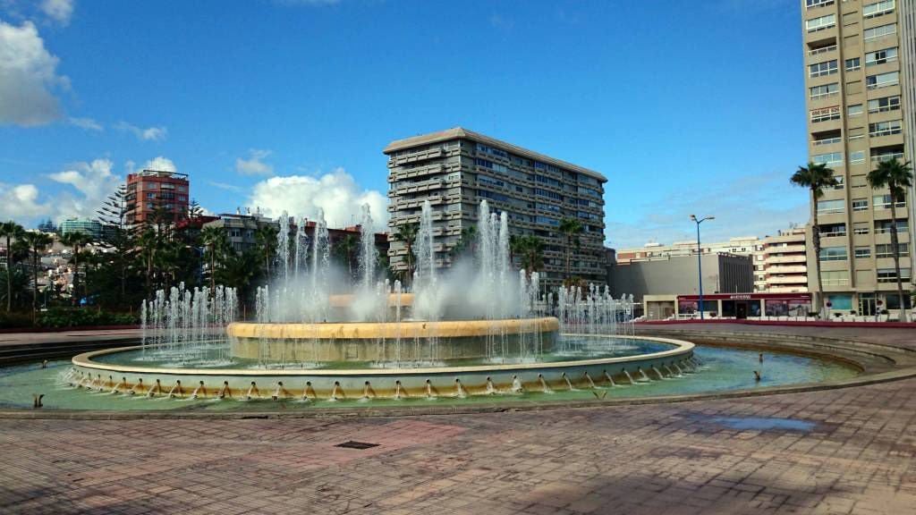 Gran Canaria, Las Palmas De Gran Canaria, Brunnen