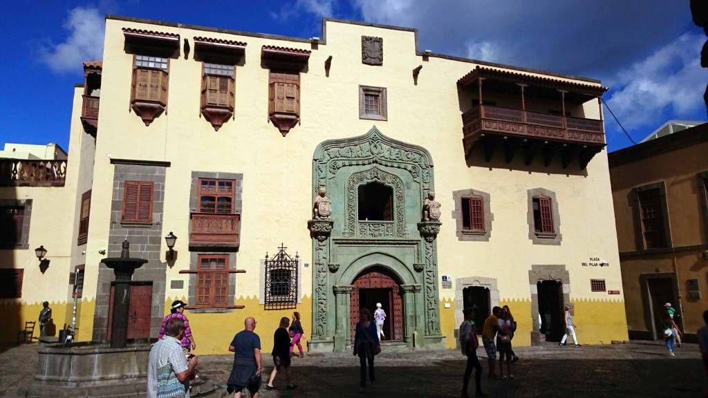 Gran Canaria, Las Palmas De Gran Canaria, Gebäude