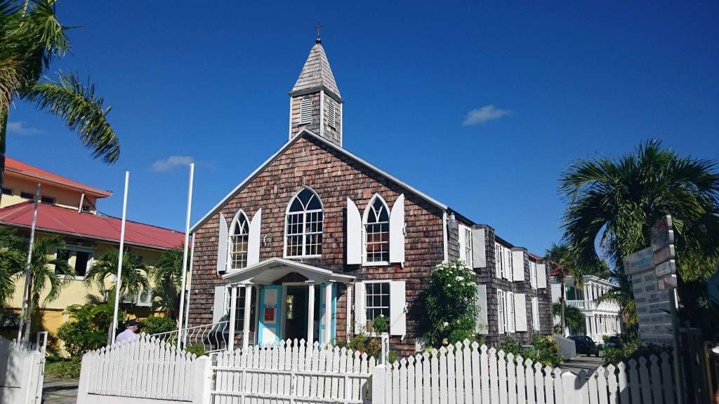 Sint Maarten, Philipsburg, Kirche
