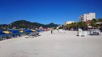 Sint Maarten, Philipsburg, am Strand