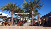 Sint Maarten, Philipsburg, Palmenallee