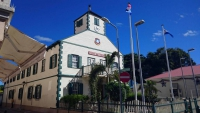 Sint Maarten, Philipsburg, Gerichtsgebäude