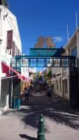 Sint Maarten, Philipsburg, Einkaufsstraße