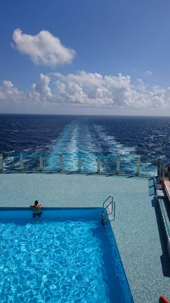 MSC Preziosa, auf See