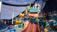 MSC Preziosa, Kinderspielplatz an Bord