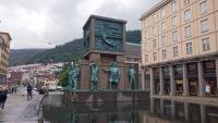 Bergen, Denkmal