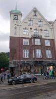 Bergen, Gebäude