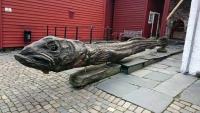 Bergen, Kunstwerk