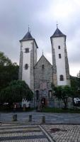 Bergen, Kirche