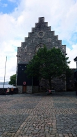 Bergen, Bergenhus Festung
