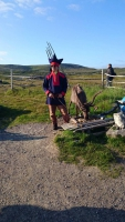 Auf dem Weg zum Nordkap