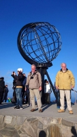Nordkap, Globus