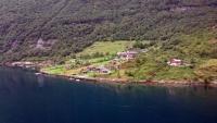 Geiranger, im Fjord