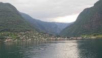 Im Flåm Fjord