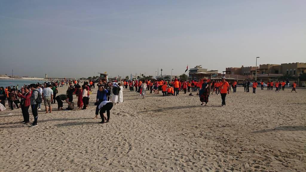 Dubai, Jumeirah Beach