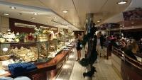 MSC Lirica, Mitternachtsbuffet
