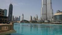Dubai Mall, Außenanlage