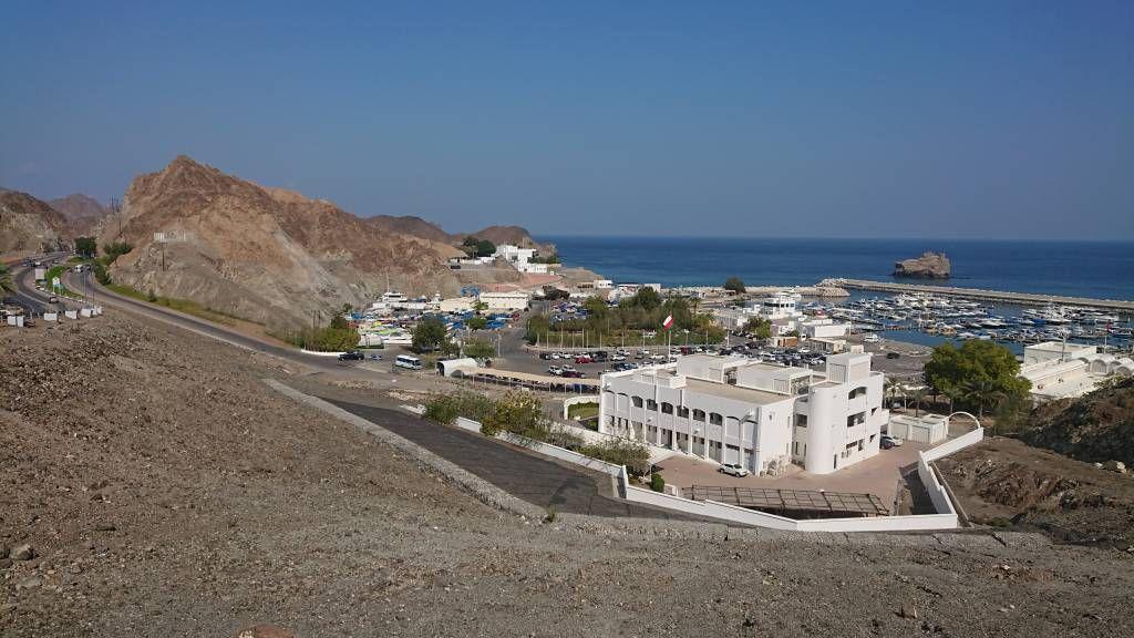 Oman, Fischereihafen