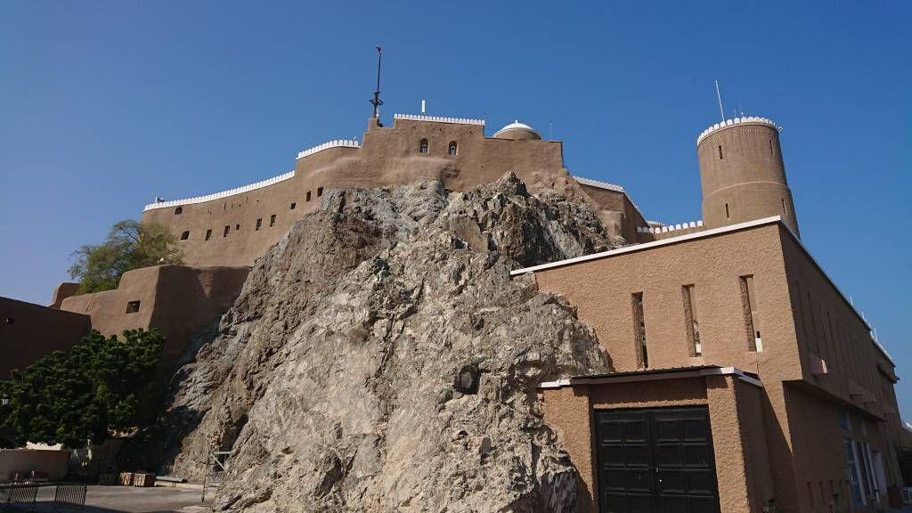 Oman, Al Mirani Fort