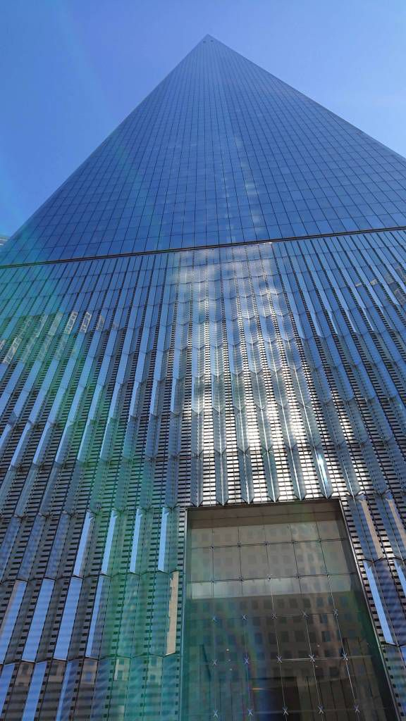 New York, One World Trade Center