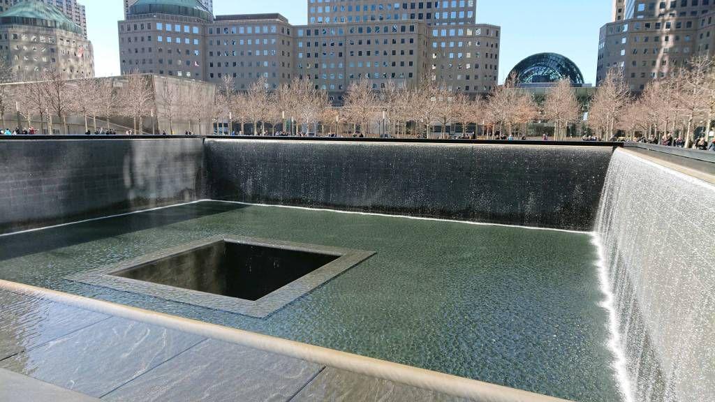 New York, Ground Zero Memorial 9/11