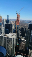 New York, Rockefeller Center, Aussicht