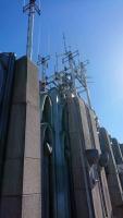 New York, Rockefeller Center, Antennen